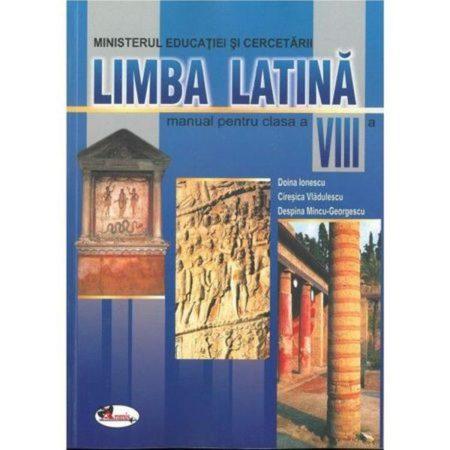 Limba latina-Manual pentru clasa VIII