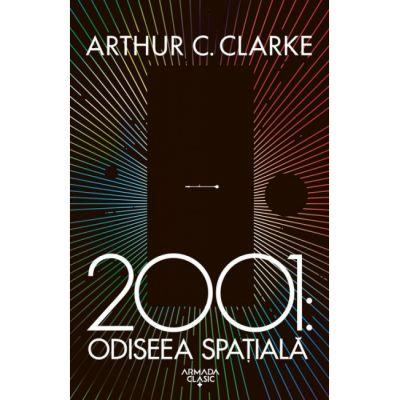 2001 - Odiseea spatiala (editia revizuita)-Arthur C. Clarke