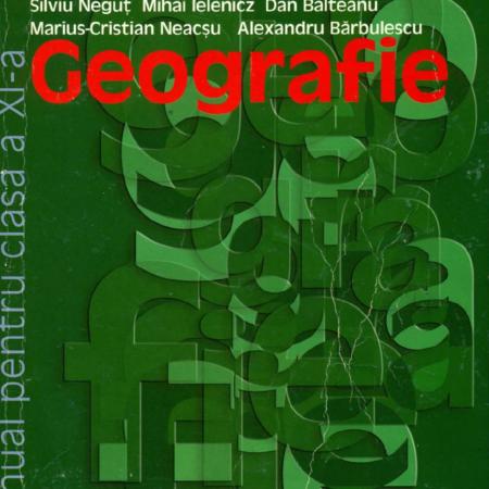 Geografie-Manual pentru clasa XI