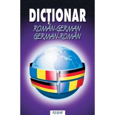 Dictionar roman-german, german-roman