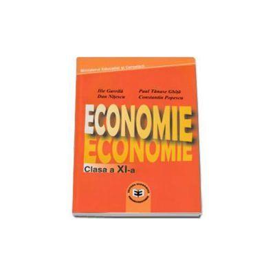 Economie-Manual pentru clasa XI