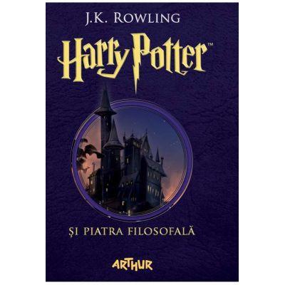 Harry Potter si Piatra filosofala (vol.1) - J.K. Rowling