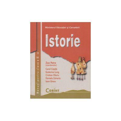Istorie-Manual pentru clasa IX