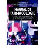 Manual de farmacologie(pentru asistentii medicali si asistentii de farmacie)-Crin Marcean