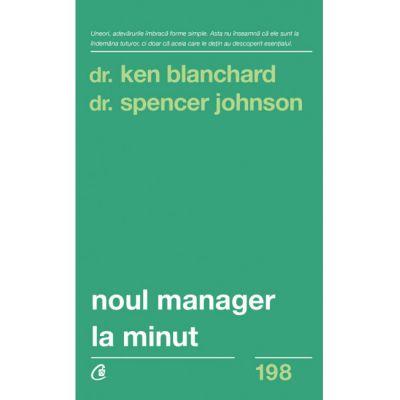 Noul manager la minut-Dr. Kenneth Blanchard