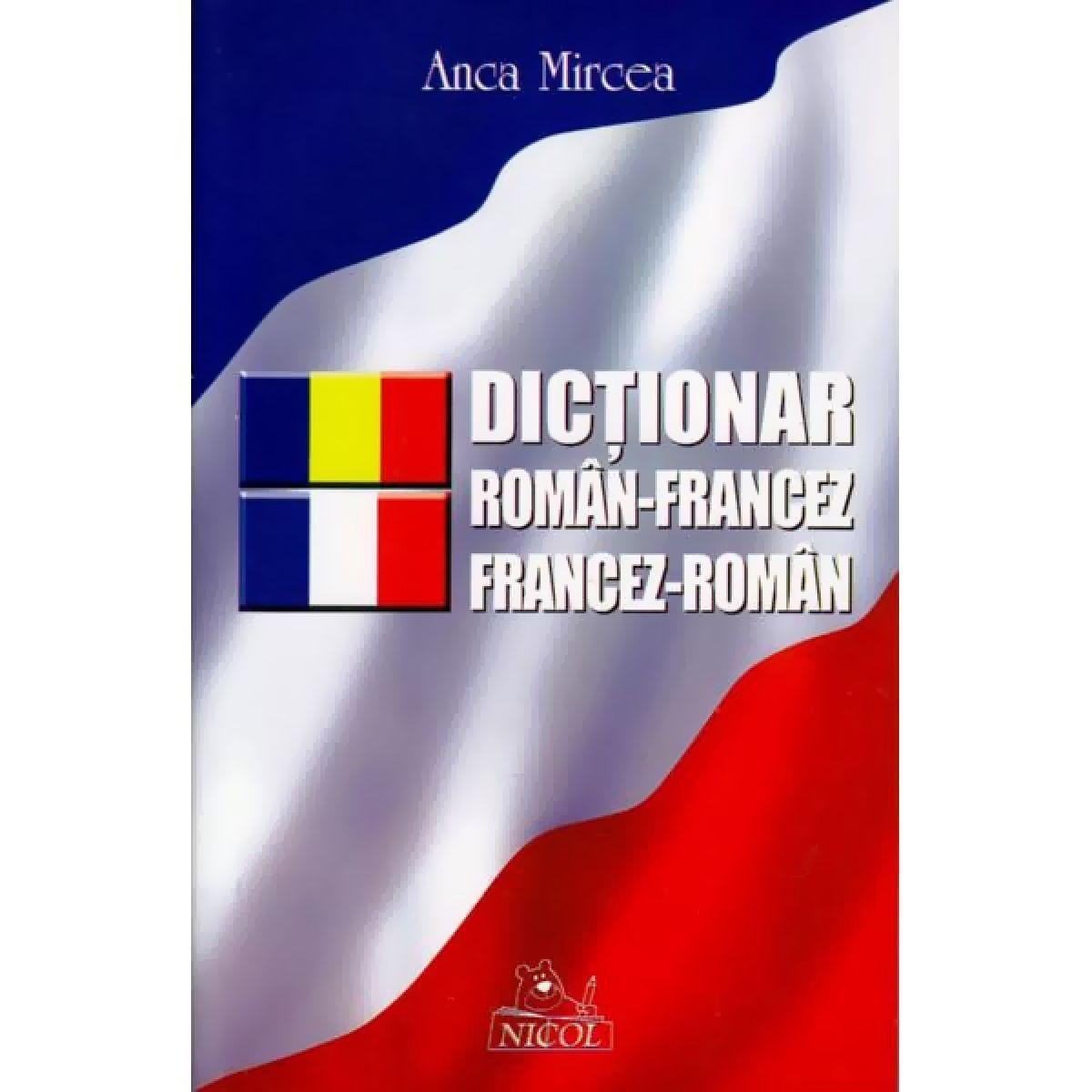 Dictionar RO-FR/FR-RO