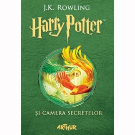 Harry Potter si camera secretelor (vol.2) - J.K. Rowling