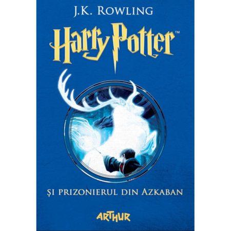 Harry Potter si prizonierul din Azkaban (vol.3) - J.K. Rowling