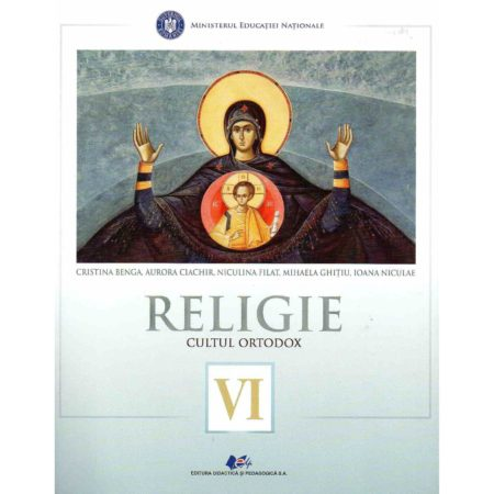 Religie(cultul Ortodox)-Manual pentru clasa a VI-a