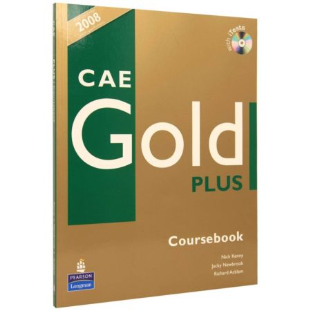 Limba engleza CAE Gold Plus-Manual pentru clasa XI