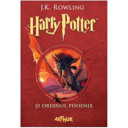 Harry Potter si Ordinul Phoenix (vol.5) - J.K. Rowling