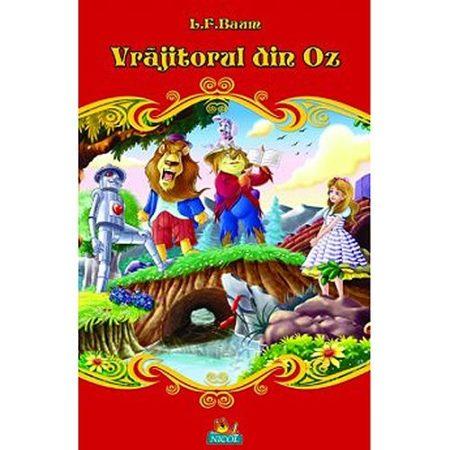 Vrajitorul din Oz - L.F.Baum