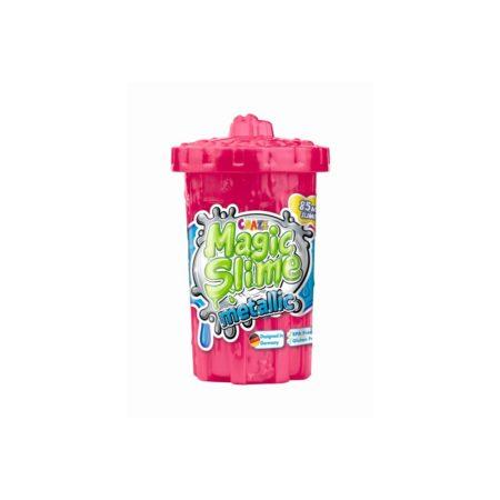Magic Slime - Culori metalice (Roz)
