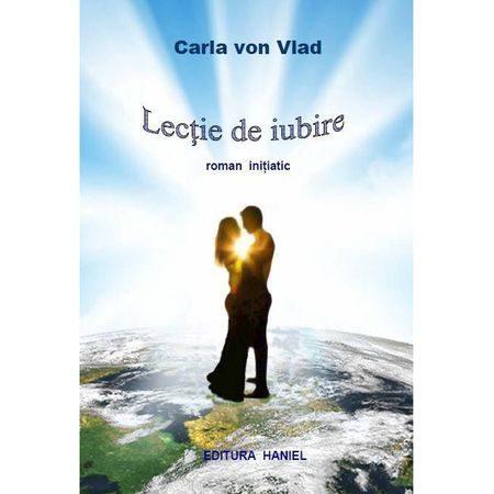 Lectia de iubire - Carla von Vlad