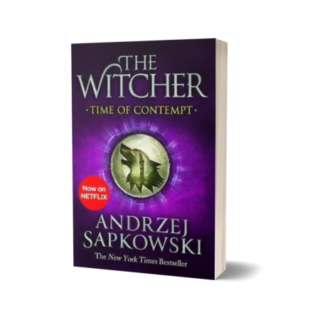 The Witcher | Time of Contempt (Paperback) - Andrzej Sapkowski