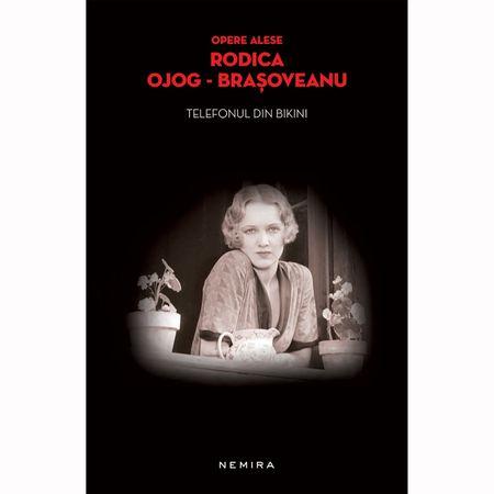 Telefonul din bikini - Rodica Ojog-Brasoveanu