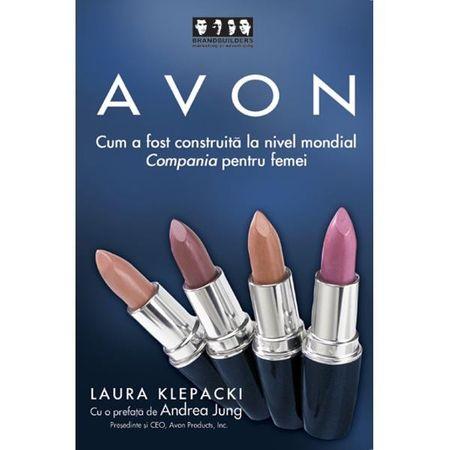 Avon | Cum a fost construita la nivel mondial compania pentru femei - Laura Klepacki