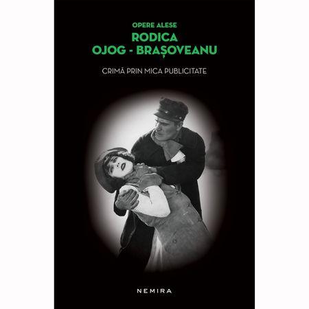 Crima prin mica publicitate - Rodica Ojog-Brasoveanu
