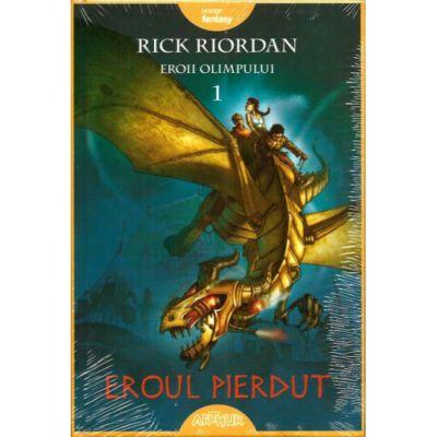 Eroul pierdut | Eroii Olimpului vol.1 - Rick Riordan