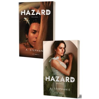 Hazard (vol.1+2) - A.Stephanie