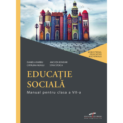 Educatie sociala - Manual pentru clasa VII
