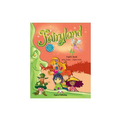 Fairyland 4 - Limba engleza - Manual pentru clasa IV