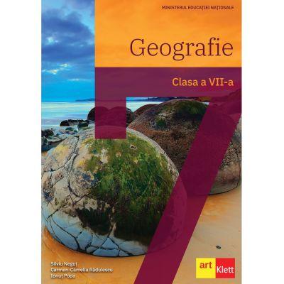 Geografie - Manual pentru clasa VII