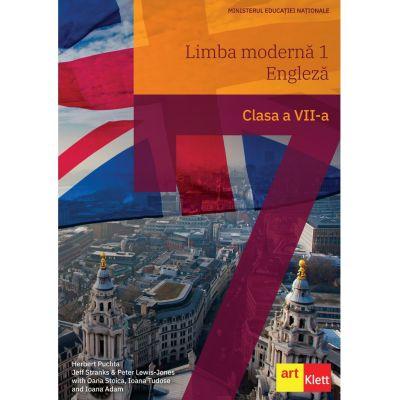 Limba Engleza L1 - Manual pentru clasa VII
