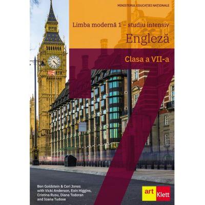 Limba Engleza L1 ( Studiu intensiv ) - Manual pentru clasa VII