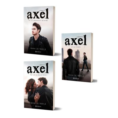 Axel ( set 3 volume ) - Dama de Trefla